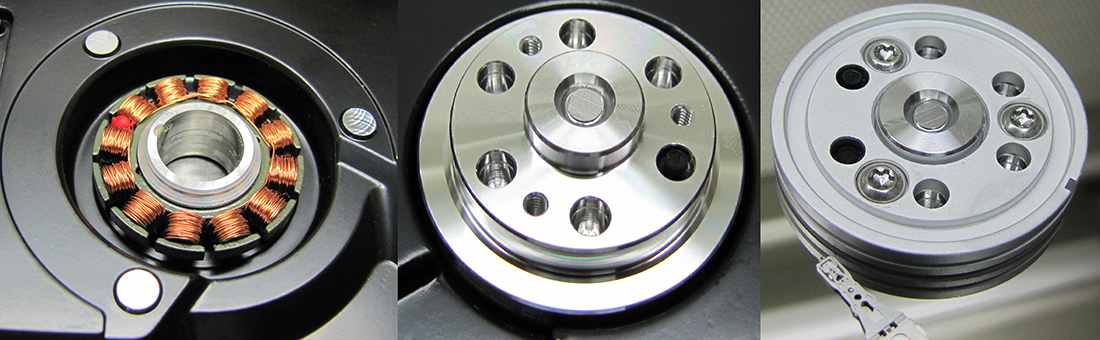 HDD Spindle Motor